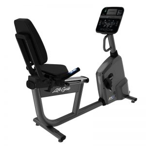 Rower poziomy RS1 Track Life Fitness