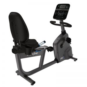 Rower poziomy RS3 Track Life Fitness