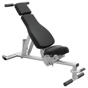 Regulowana ławka treningowa Life Fitness