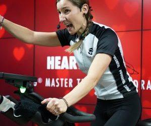 Walentynki na rowerze z ICG Live Ride!