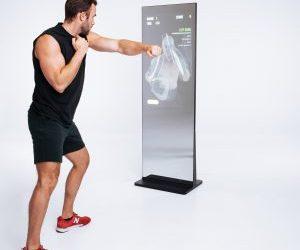 Smart lustro FITTAR – trenuj ciało i umysł