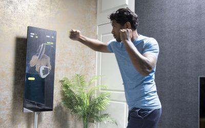 FITTAR Compact – interaktywne lustro do treningu
