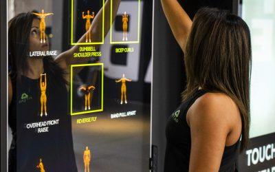 FITTAR Premium – interaktywne lustro do treningu
