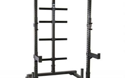 Iron Master 1500 Half Rack Weight Lifting System (baza)