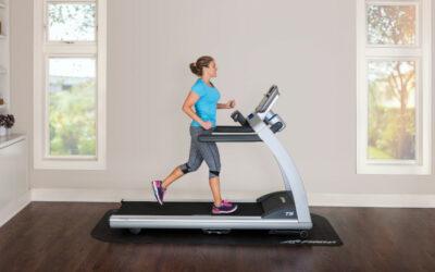 Bieżnia domowa Life Fitness- atuty